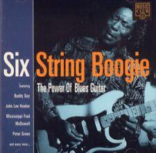 Various Blues(CD Album)Six String Boogie-Music Club-MCCD 151-EU-1994-VG