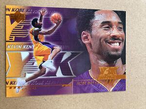 Kobe Bryant 2000 Upper Deck Y3Kobe LA Lakers card #186