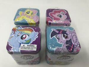 My Little Pony Charm Lanyard Magnet Cards Puffy Stickers Tin YOU CHOOSE!!