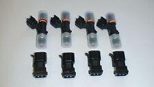4 NEW Genuine Bosch EV14 52lb 550cc fuel injectors 2002-06 Acura RSX K20  type S
