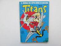 TITANS N°123 BE/TBE