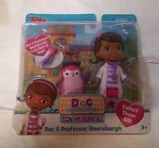 Doc McStuffins Disney Jr Toy Hospital Doc and Professor Hootsburgh Playset