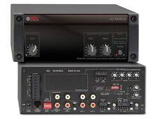 RDL HD-RA35UA 25/70/100 V Outputs/35 Watt Remote Mixer Amplifier