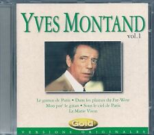 CD COMPIL 16 TITRES--YVES MONTAND--BEST OF GOLD / VOL 1