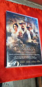 """DVD  """" CRISTIADA """" .film storico diretto da Dean Wright,-2014 - Dramma storico"""