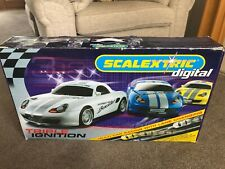 Scalextric Digital Triple Ignition Car Racing Set