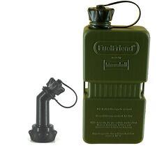 FuelFriend® PLUS 1,5 Liter OLIV EXTRA STRONG mit Füllrohr verschließbar