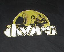 The Doors (Sm) T-Shirt Jim Morrison Ray Manzarek Robby Krieger John Densmore