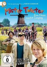 MISTER TWISTER - Eine Klasse macht Camping (DVD) *NEU OVP* 2