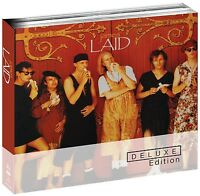 JAMES - LAID (LIMITED DELUXE EDITION) 2 CD NEU