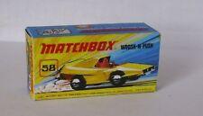 Repro Box Matchbox Superfast Nr.58 Woosh-n-Push