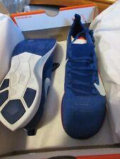 Unisex New Nike Vaporfly 4% Flyknit Running Shoes Mens Sz 10 Womens 11.5 Blue