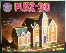 1991 Wrebbit Puzz-3D The Old Mansion 426 Piece 3-Dimensional Puzzle - Complete