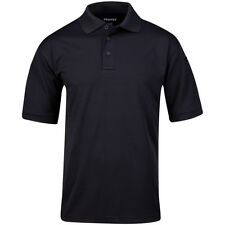 Propper Mens Uniform Short Sleeve Polo Heavy-Duty Airsoft Security LAPD Navy
