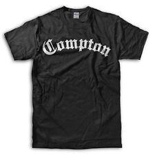 Compton N.W.A Eazy-E nwa old english Straight Outta compton T-Shirt los angeles
