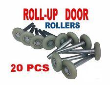 """2"""" Whiting Style Door Roller Nylon (20 EACH) Box Truck Overhead Roll Up Door"""