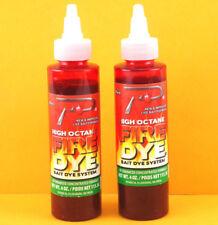 Pautzke High Octane Fire Dye Bait System 4 oz Qty. 2 Red Sealed Free Shipping