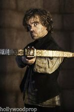 GAME OF THRONES PETER DINKLAGE TYRION LANNISTER DWARF IMP CROSSBOW PHOTO POSTER