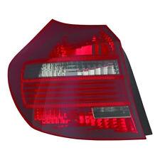 For BMW 1 Series E87 5 Door 2007-4/2012 Led Dark Red Rear Light Lamp Left NS