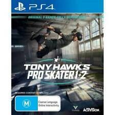 Tony Hawk's Pro Skater 1 + 2 (Sony PlayStation 4, 2020)