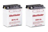BikeMaster Yumicron Battery BB9-B EDTM229BY