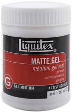 Liquitex Professional Matte GEL Medium 237 Ml 074748341688