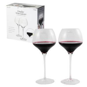 Set of 2 - Vinalito Wine Glasses