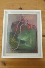 Elizabeth Akehurst Original Oil Painting Man Thinking