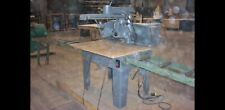 Rockwell 16 Ras Radial Arm Saw Used Condition Works Very Good No Issues