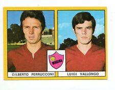 FIGURINA    CALCIATORI    EDIS    1969-70    REGGINA   PERRUCCONI   VALLONGO