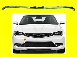 LOWER GRILLE MOLDING for CHRYSLER 200 2015 - 2017 | 68203029AB CH1044120