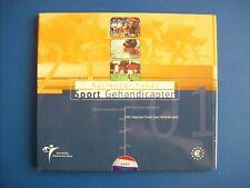 Nederland 2001 BU set Nationaal Fonds Sport Gehandicapten