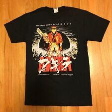 AKIRA T-shirt Vintage Rare Licensed Deadstock DS NEW JAPAN Screenprinted Size S