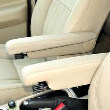 For 2007-2015 Land Rover Freelander 2 Leather Seat Armrest Handle Lid Cover Skin