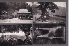 Japan KUMANO-KB Mt Naghi x9 pre1940? PPCs