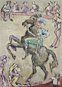 Heinrich Carl Freytag 1876 - ? - IN Circus