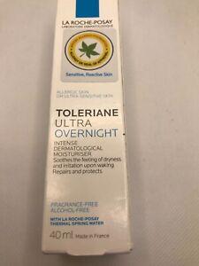 La Roche Posay Toleriane Ultra Overnight 40 ml