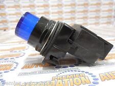 FURNAS 52BL4D5 24V BLUE PLASTIC N4X PILOT LIGHT