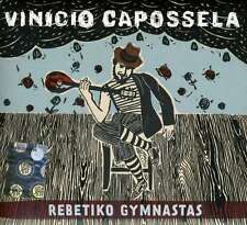 Rebetiko Gymnastas - Vinicio Capossela CD LA CUPA SRL