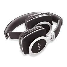 new Veho Vep-008-z8  360&deg Z8 Designer Aluminium Headphones  Stereo  Black
