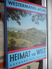 Deutsche antiquarische Bücher aus Hessen mit Orts- & Landeskunde-Genre ab 1950