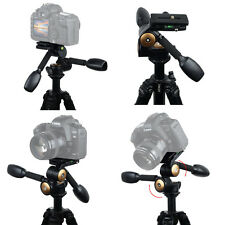20KG Heavy Duty QR Swivel Ball Head Handel For DSLR SLR Camera DV Tripod Monopod