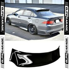(HIC) Honda Accord Euro CL9 Rear Visor Weathershields Roof Spoiler (04-07) MUGEN