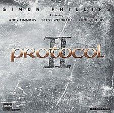Simon Phillips - Protocol II (NEW CD)