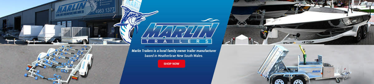 Marlin Trailers