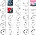 925 STERLING SILVER  Bracelets Men and women birthday gift Fashion jewelry