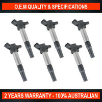 6 x Brand New Ignition Coil for Holden Epica EP 2.0L Epica 2.5L