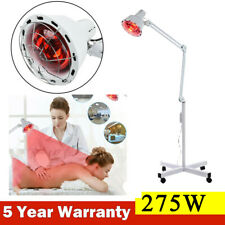 New Infrared Light Heating Therapy Floor Stand Lamp Muscle Pain Cold Relief