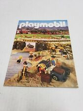 Rare Vintage 1986 Playmobil Consumer 1986 Catalog Germany