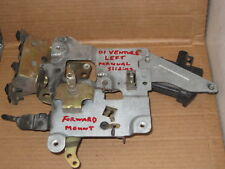 98-05 Chevy Venture Van LEFT REAR Sliding Door Latch w- Power Lock Actuator OEM